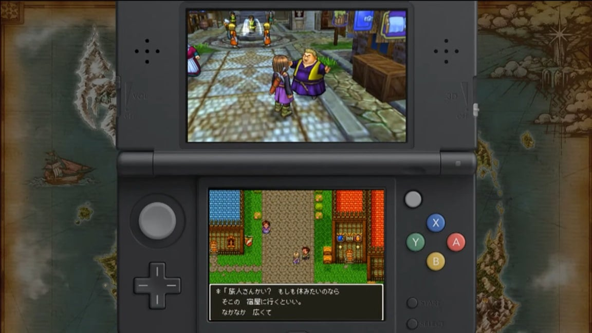 Dragon Quest XI Nintendo 3DS