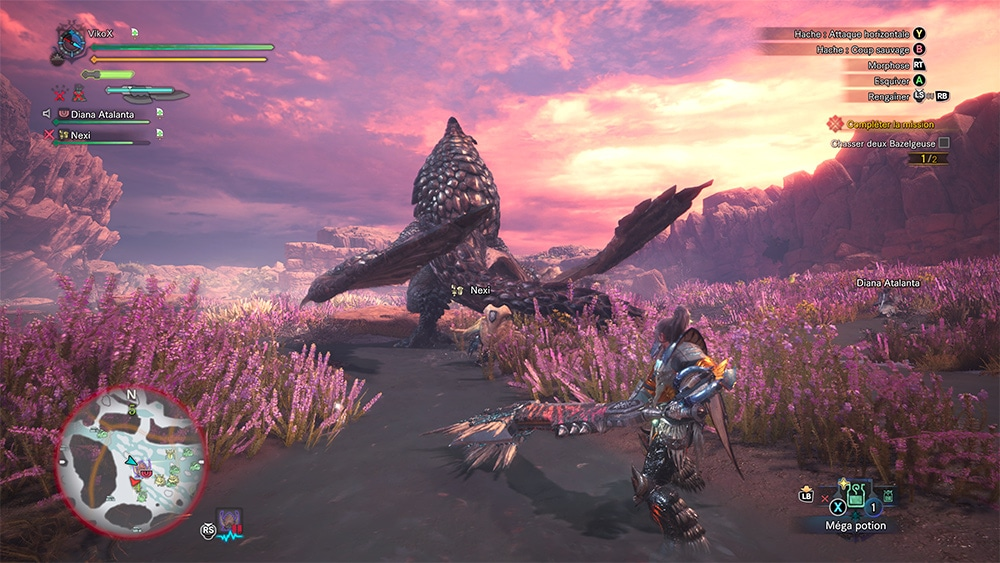 Monster Hunter World Xbox One X