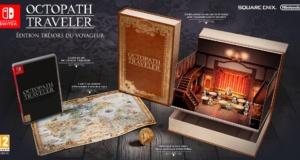 Precommande Octopath Traveler Collector