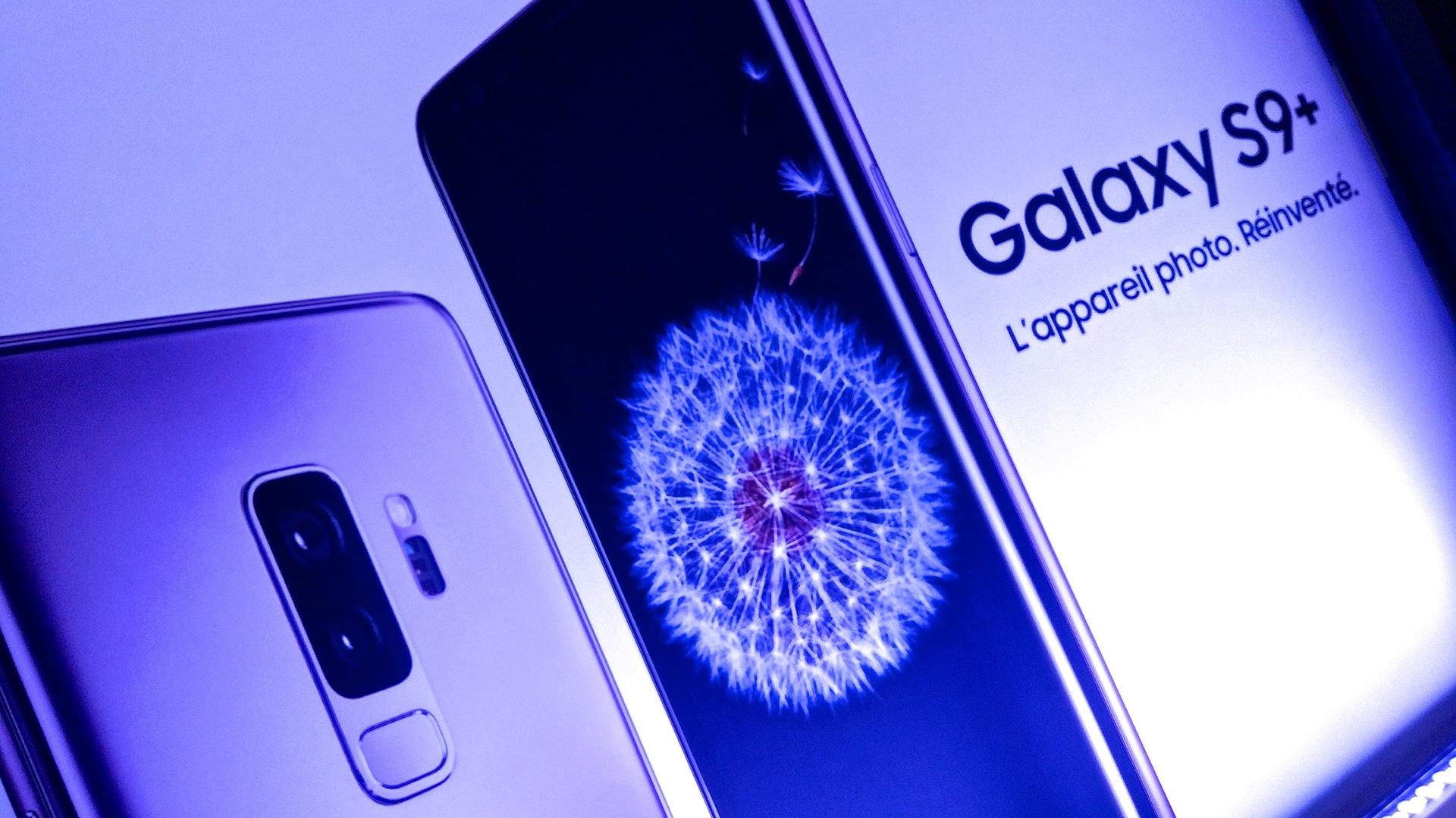 Samsung Galaxy S9 Première Prise En Main Et Impressions High