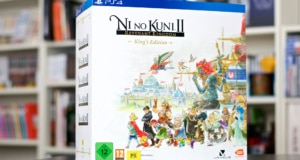 Unboxing Ni No Kuni 2 Collector King