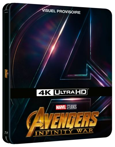 Avengers-Infinity-War-Edition-Fnac-Steelbook-Blu-ray-4K-Ultra-HD