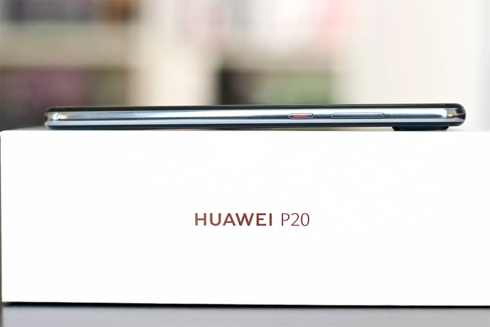 Avis Test Huawei P20
