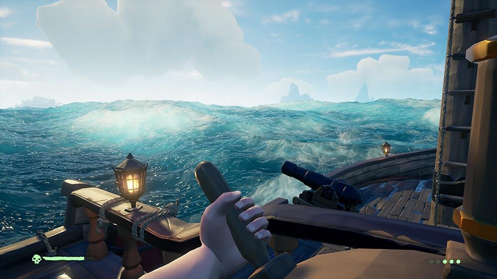 Avis Test Sea Of Thieves Xbox One X