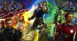 Blu-Ray Avengers Infinity War 4K