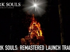 Trailer de lancement Dark Souls Remastered