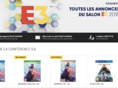 Precommande E3 2018 Fnac