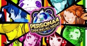 Trophee platine persona 4 dancing all night