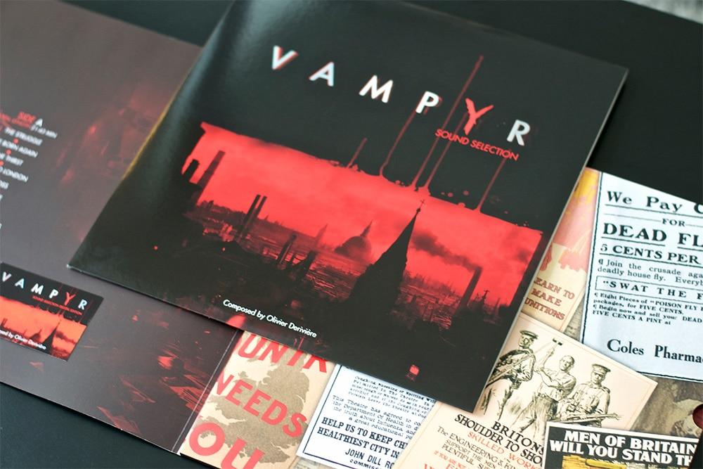 Vampyr Press Kit