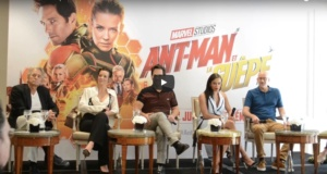 Ant-Man Conference Presse