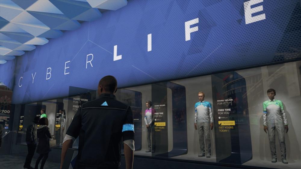 Avis Detroit Become Human PS4 Pro