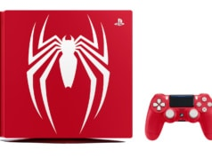 Precommande Console PS4 Pro Spiderman Collector