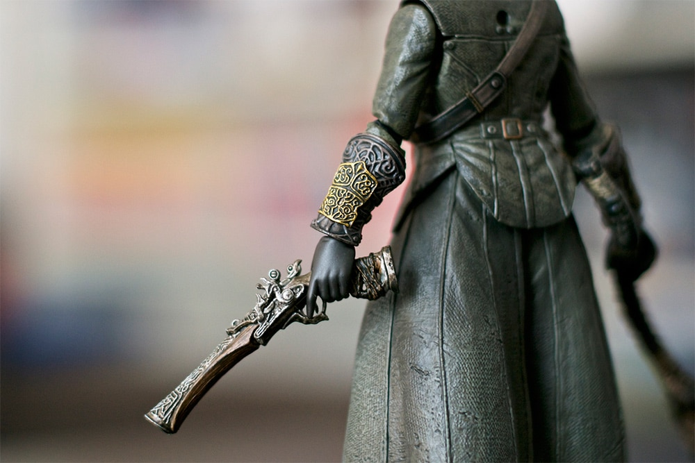 Unboxing Photos Fig Bloodborne Figma Hunter