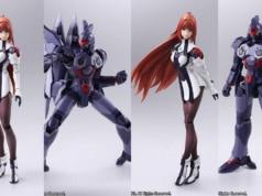 Figurines Xenogears Square Enix