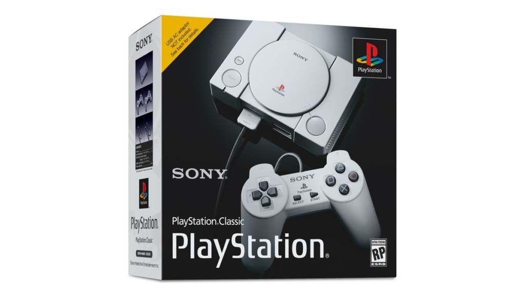 Precommande PlayStation Mini Classic