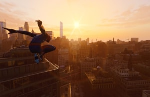Test Spider-Man PS4 Pro