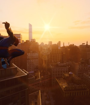 Test Spider-Man PS4 Pro