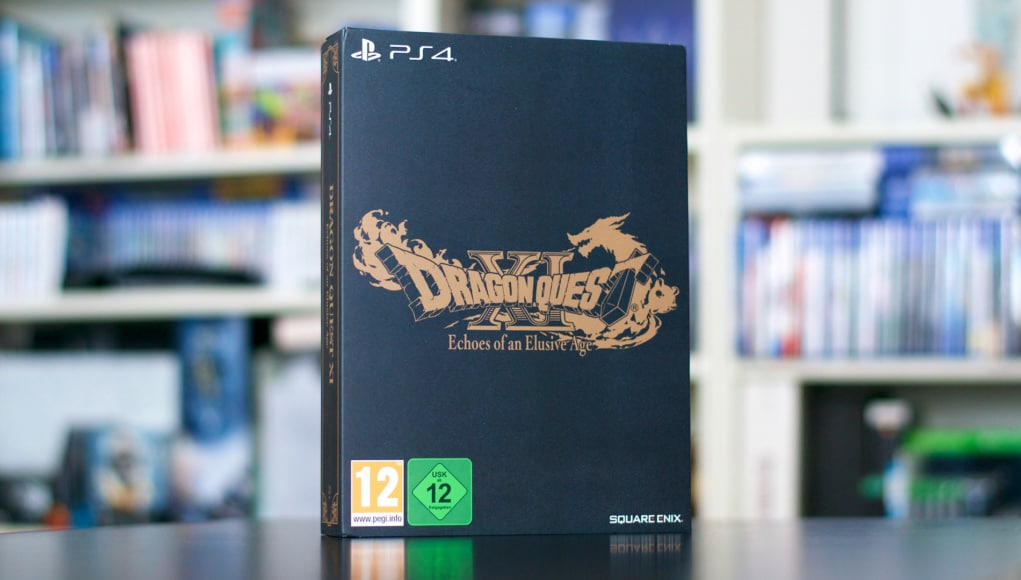 Unboxing Dragon Quest XI Collector