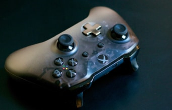 Unboxing Manette Xbox One Phantom Black