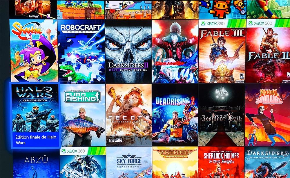 Avis Xbox Game Pass