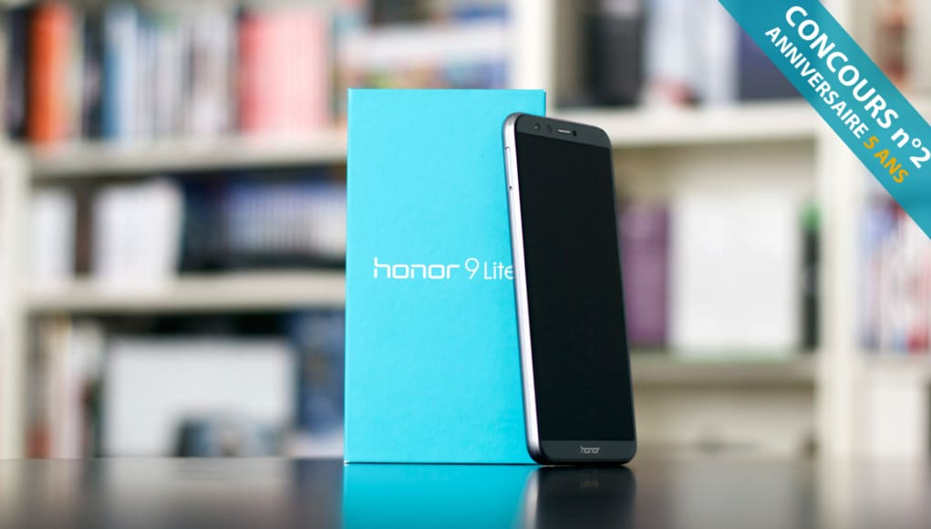 CONCOURS HONOR 9 LITE