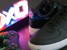 Nike Air Force 1 PlayStation