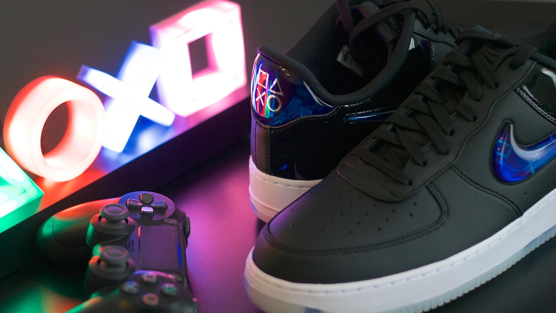 Arrivage Nike Air Force 1 PlayStation | GoldenGeek