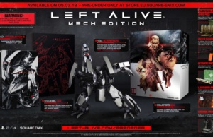 Precommande Left Live Collector Mech