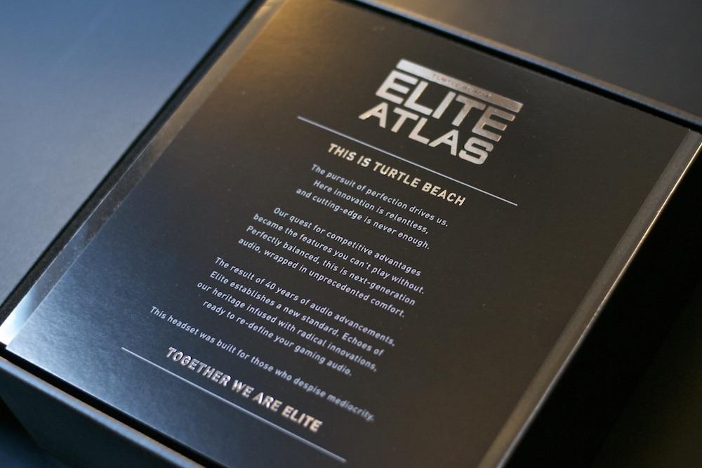 Avis Casque Turtle Beach Elite Atlas