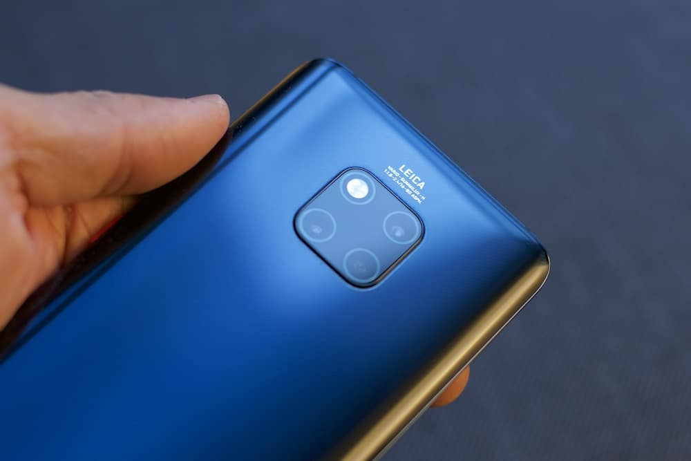 Avis Huawei Mate 20 Pro
