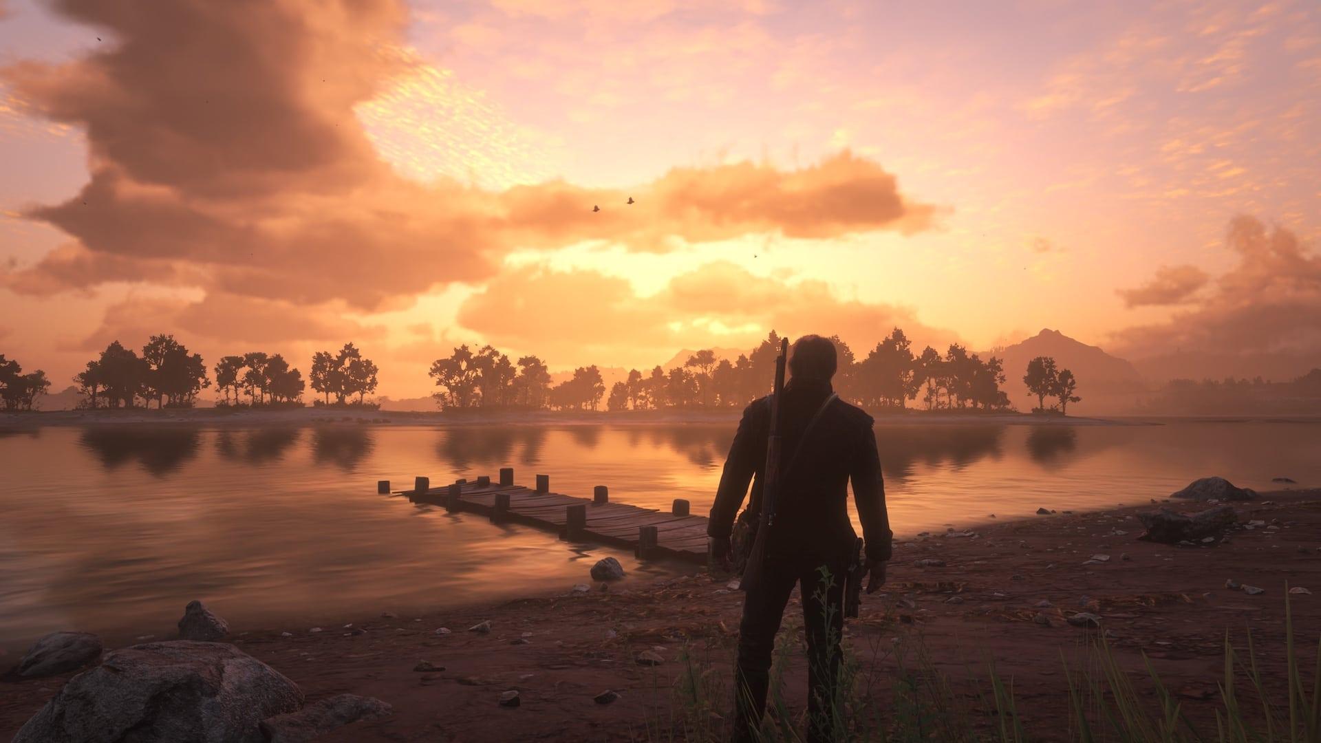 Red Dead Redemption 2 : mes plus beaux screenshots en 4K ...