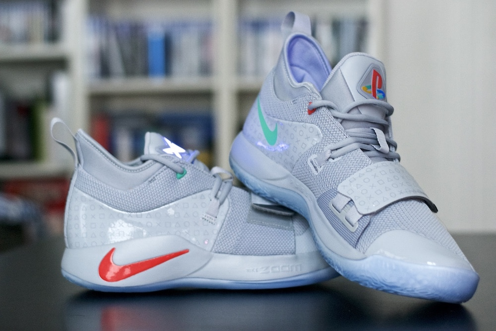 Arrivage Nike Paul George PlayStation