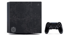 Precommade PS4 Pro Kingdom Hearts 3 Collector