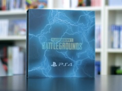 Unboxing Press Kit PUBG PS4