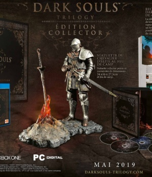 Dark Souls Trilogy COllector Premium