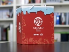 Neo geo Mini Christmas Collector