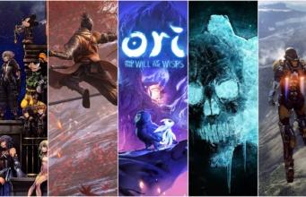 TOP 5 GAMES 2019