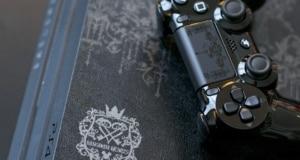 Unboxing PS4 Pro Kingdom hearts 3