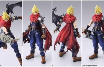 Cloud Kingdom Hearts Bring Arts Figure