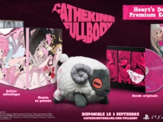 Precommande Catherine Full Body Collector PS4