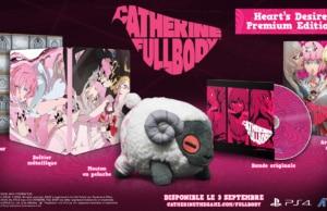 Precommande Catherine Full Body Collector PS4