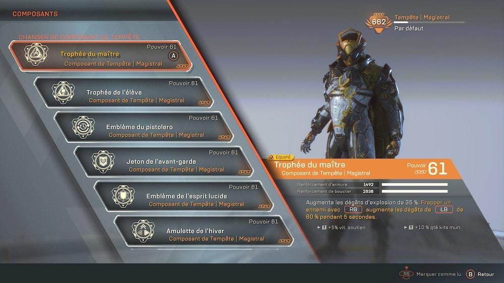 1000G Anthem Xbox One X