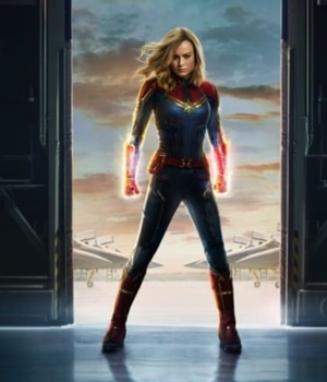 Captain Marvel Steelbook 4K