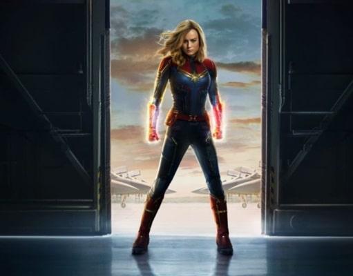 Captain Marvel Steelbook 4K