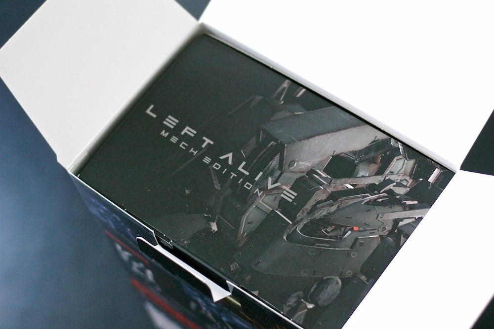 Left Alive Unboxing Collector PS4
