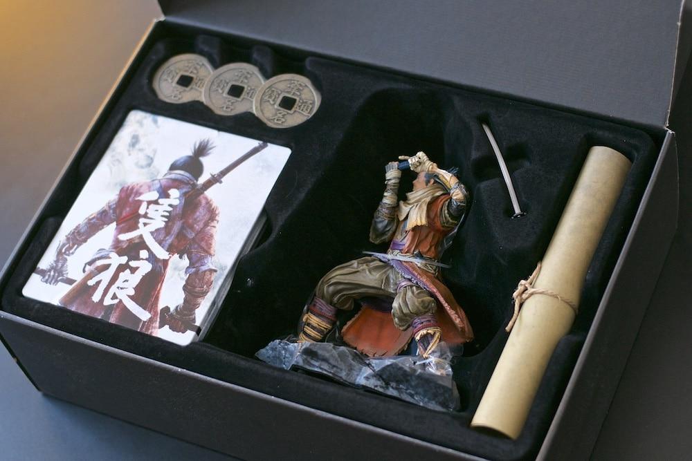 Unboxing Sekiro Collector