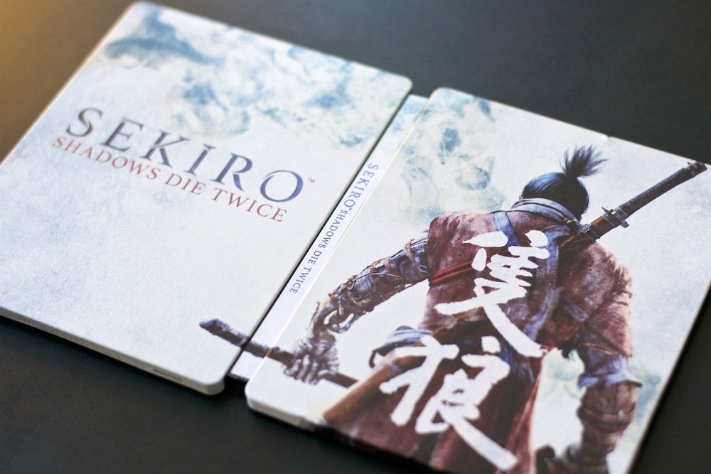 Unboxing Sekiro Collector