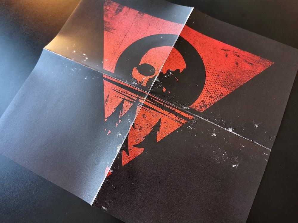 Unboxing Press Kit Days Gone