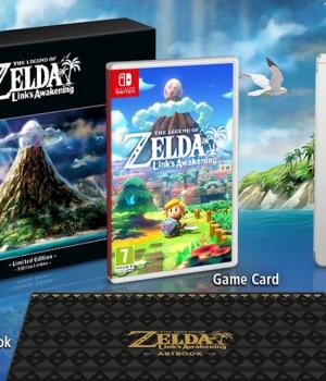 Precommande Zelda Link s Awakening Collector