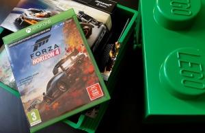 Unboxing Buzz Kit Forza Horizon 4 Lego Xbox One